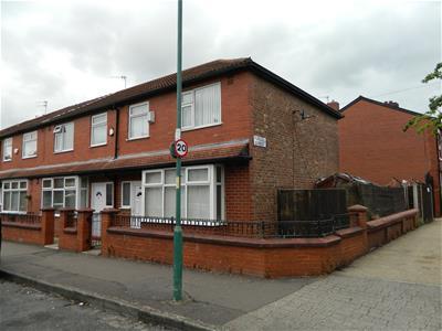 Rushford Street,  Manchester,